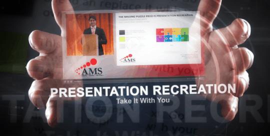Presentation Recreation Video Still