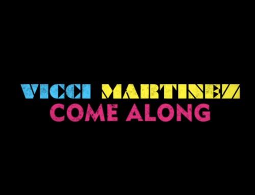 Vicci Martinez Typography