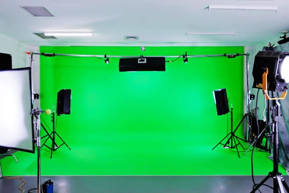 Green Screen Set
