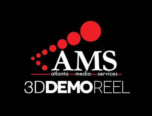 3D Demo Reel